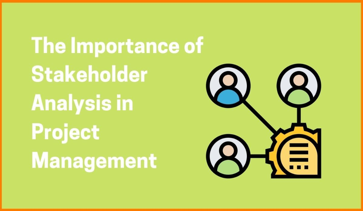 The Importance of Stakeholder Analysis in Project Management