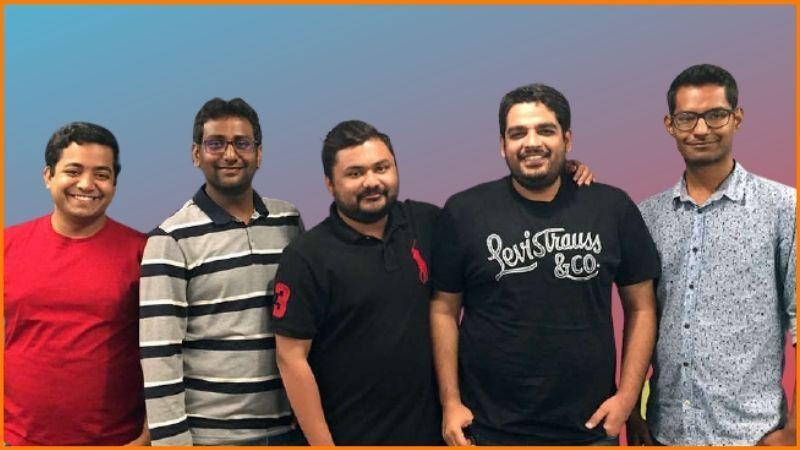 Gaurav Munjal, Roman Saini, Hemesh Singh, and Sachin Gupta