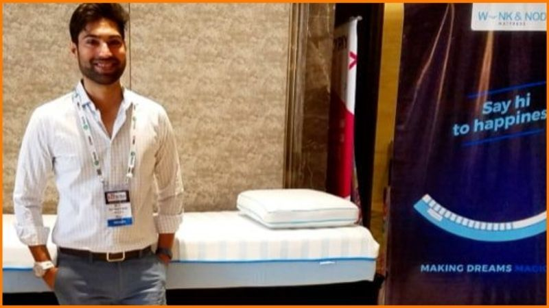 Wink&Nod Founder, Sandeep Prasad