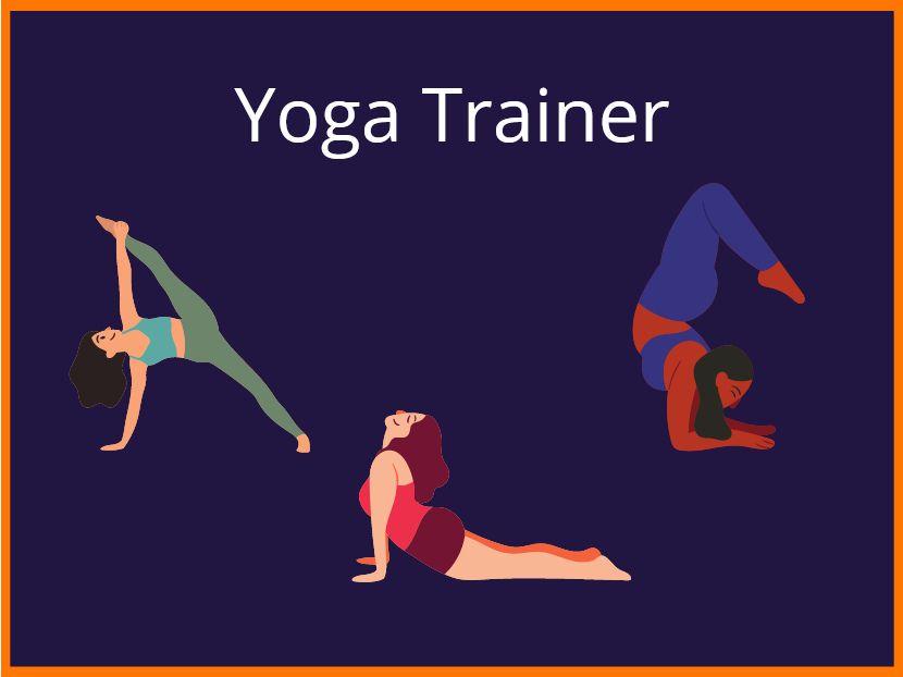 Business idea - Yoga trainer