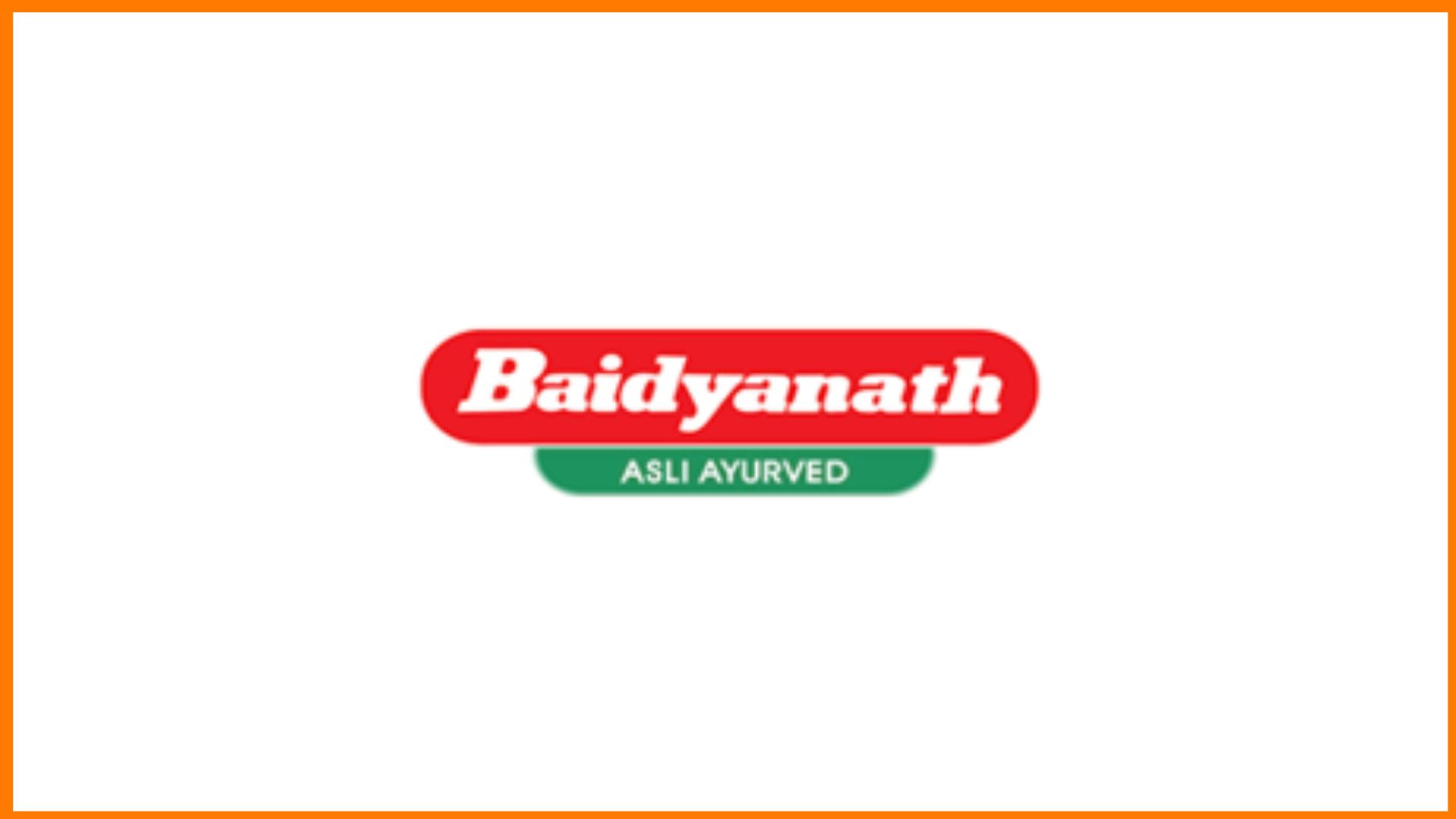 Baidyanath Logo