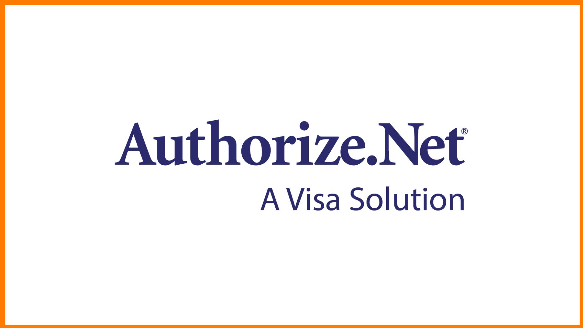 Aurthorize.Net Logo