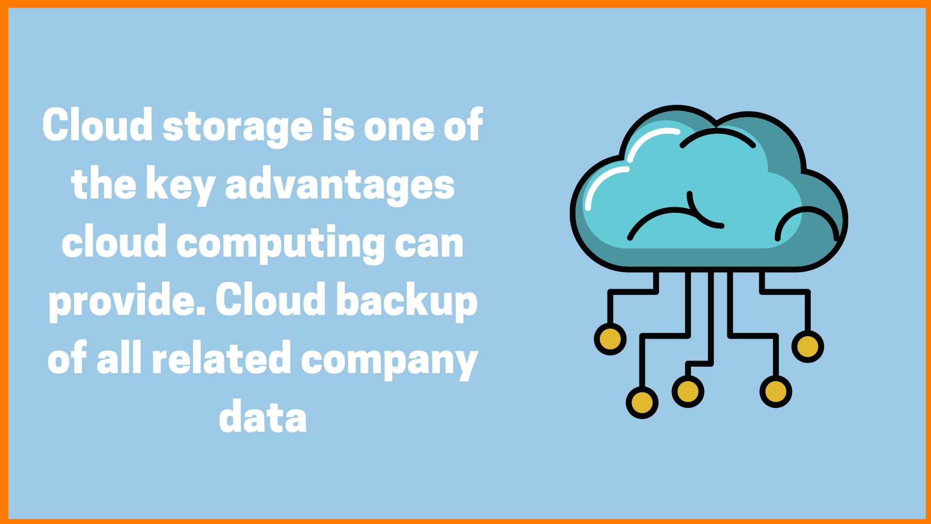 Importance of Cloud Technology