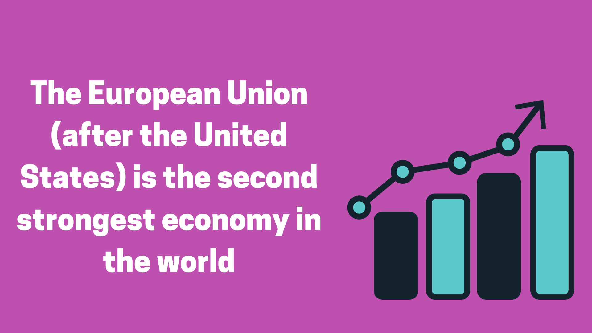 Europe is the Second Largest Economy