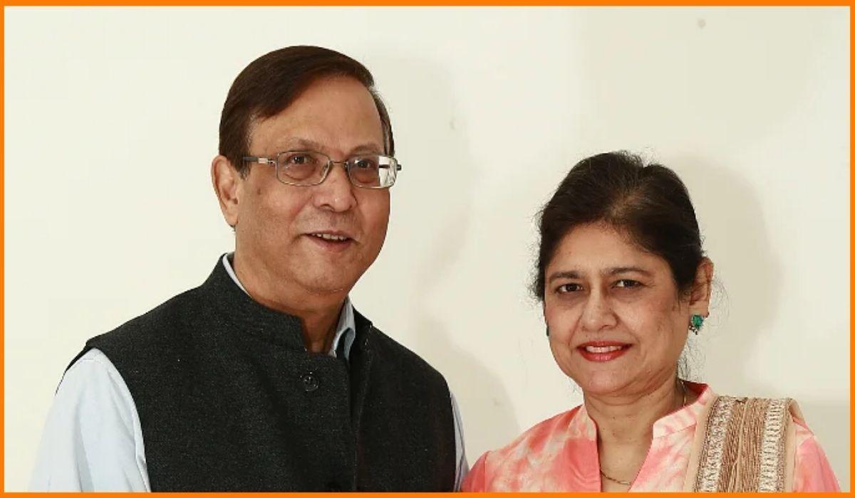 Rakesh and Rashmi Verma, The founders of MapmyIndia