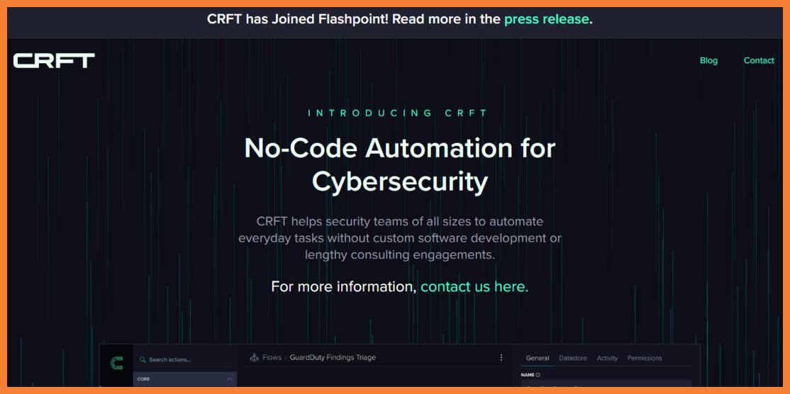 CRFT-no-code-automation-platform-Startuptalky