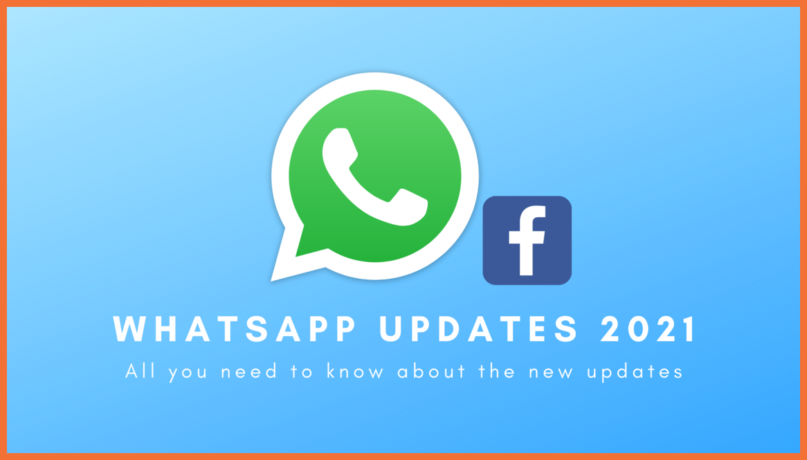 Whatsapp Updates on Sharing Data With Facebook
