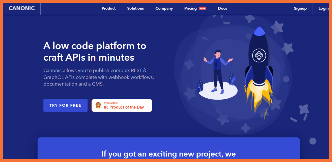 Canonic-No-Code-API-Builder-Startuptalky
