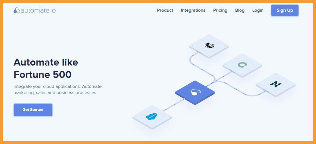 Automate.io-no-code-automation-platform-Startuptalky
