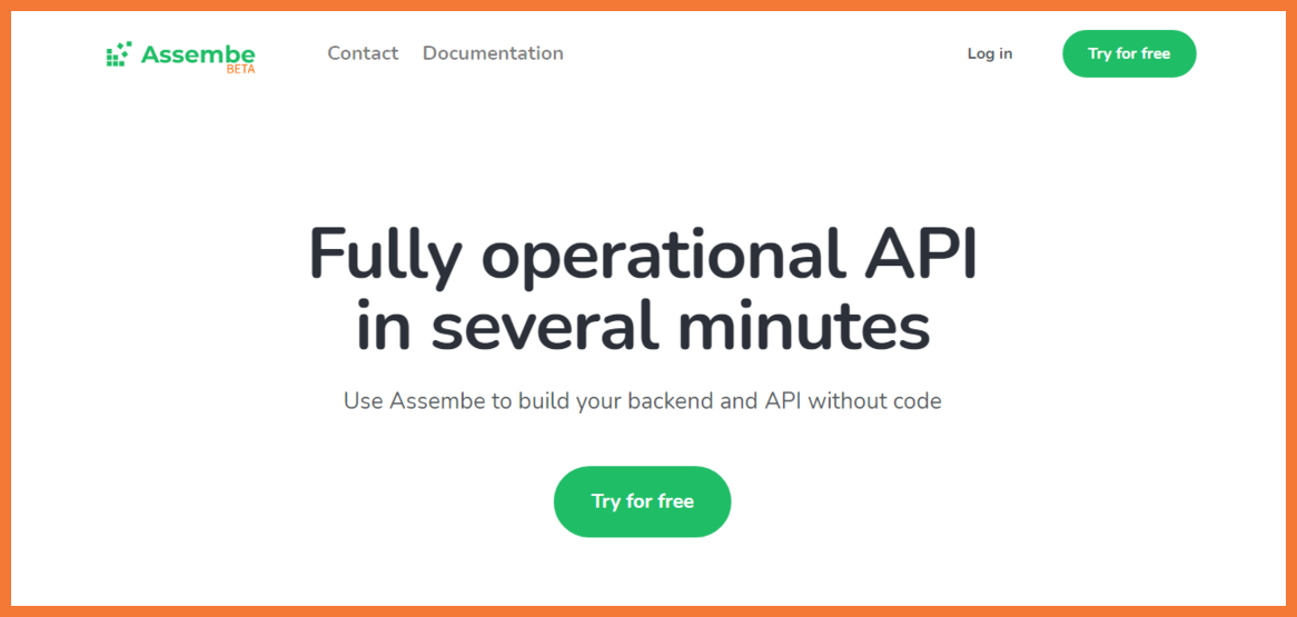 Assemble-No-Code-API-Platform-Startuptalky