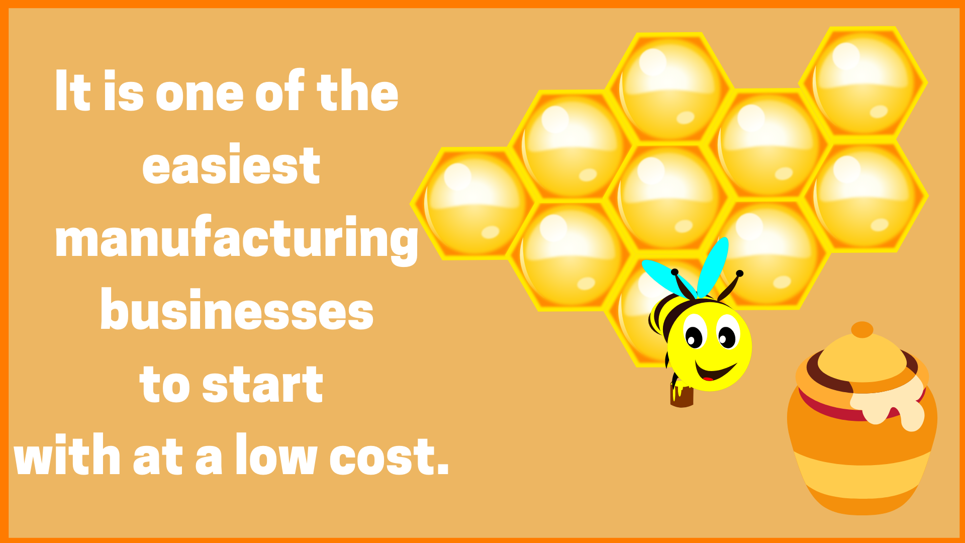 Manufacturing bee honey