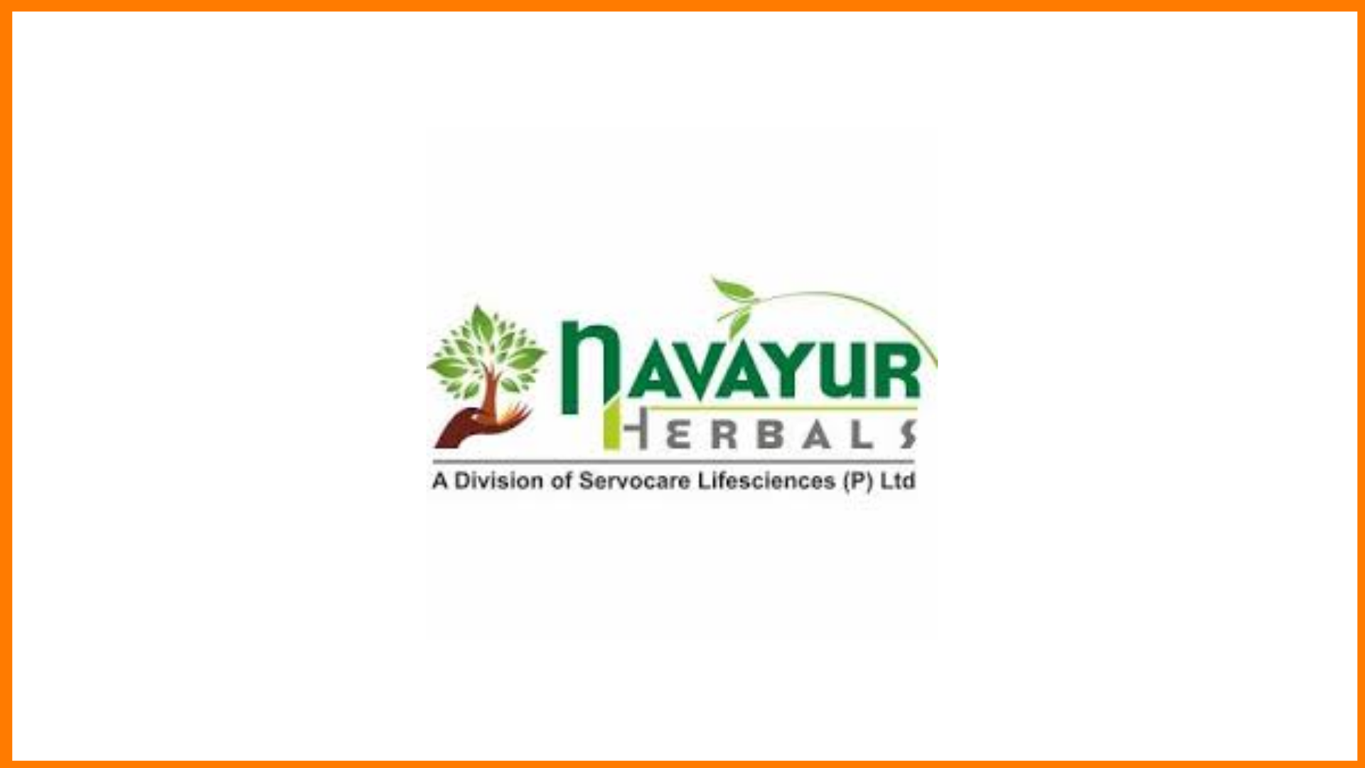 nAVAYUR Herbals Logo
