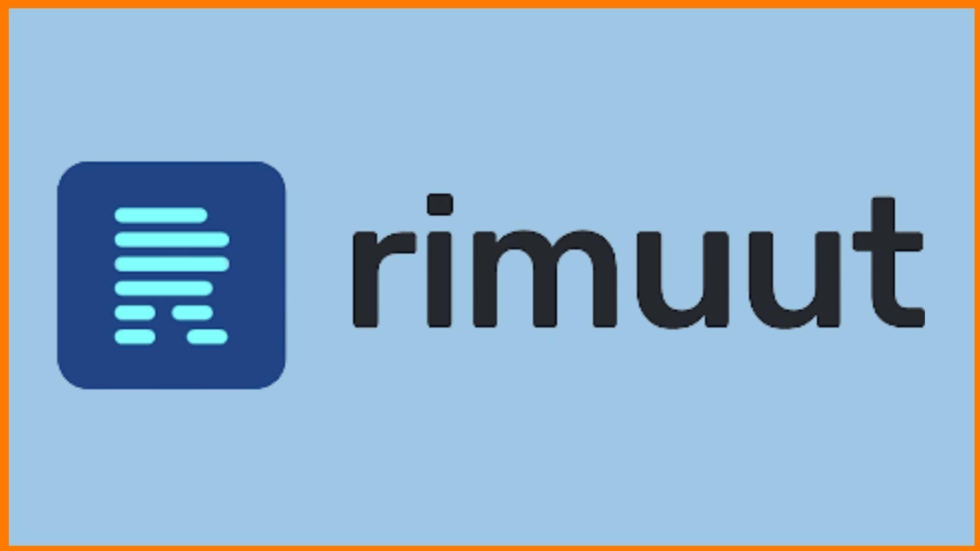 Rimuut - Transforming Freelancers Into Companies