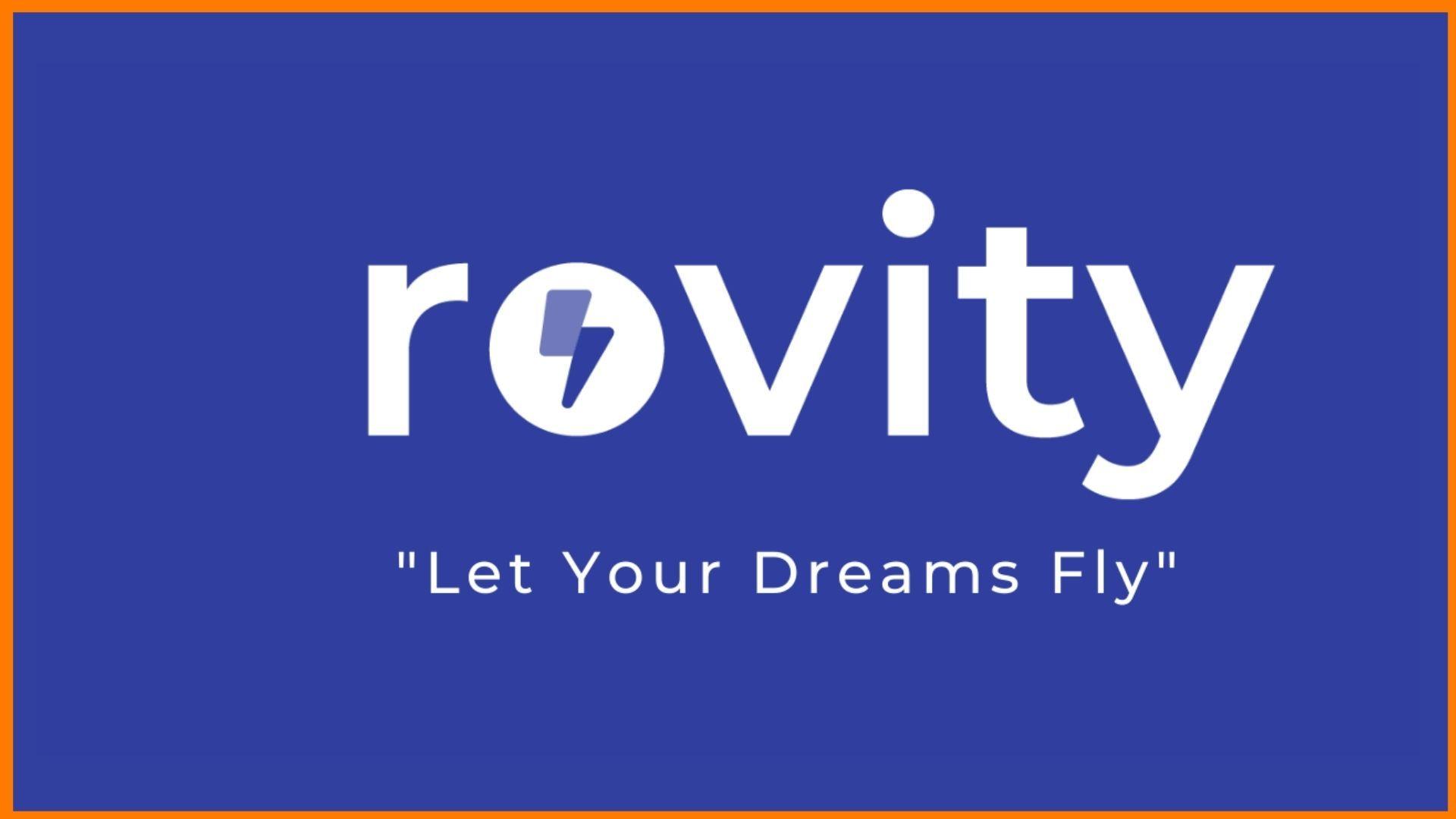 Rovity - Revolutionizing The Hosting Service