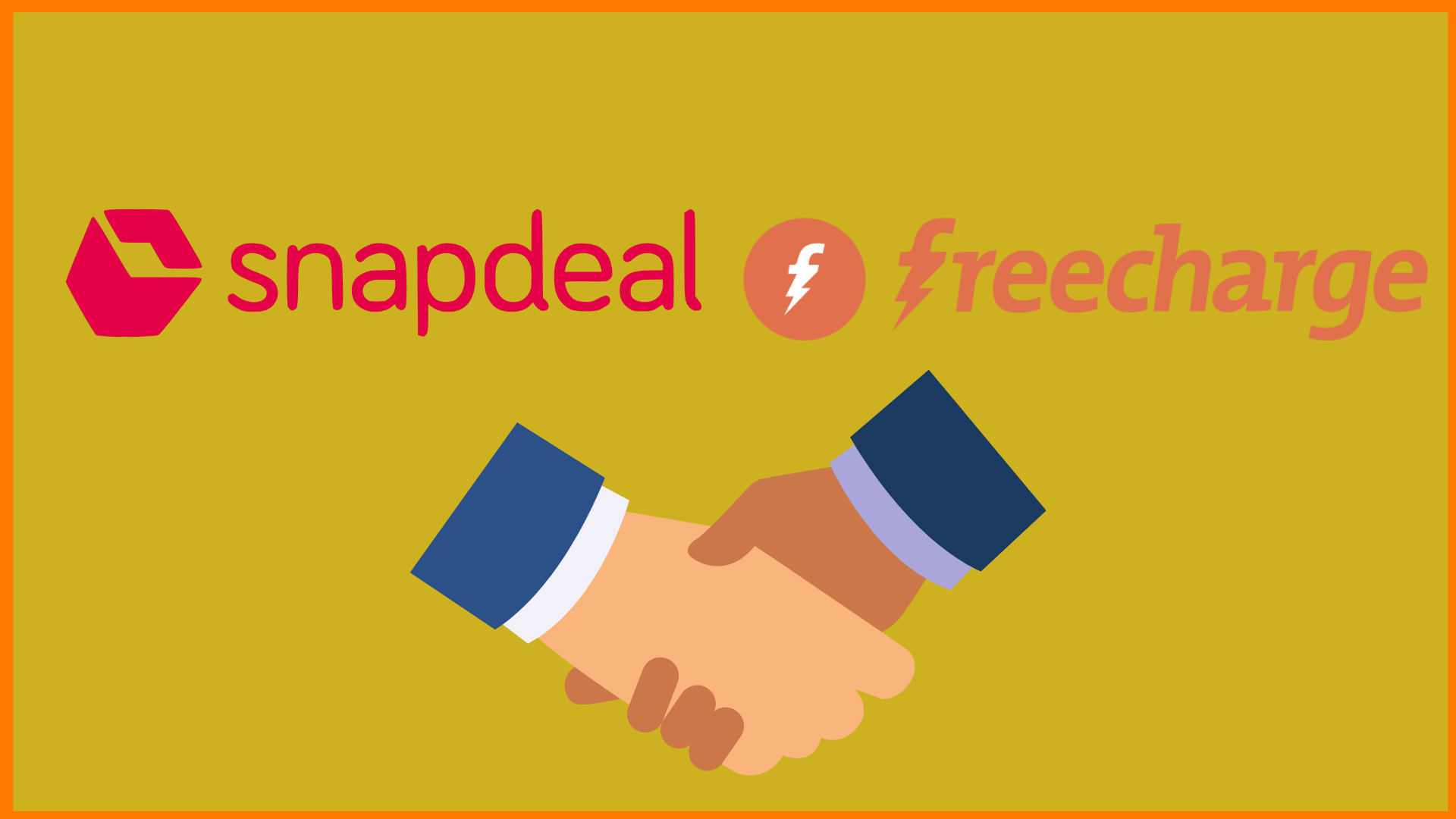 Snapdeal and FreeCharge Logo