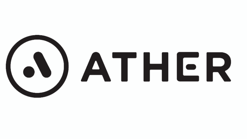 Ather Energy's Company Logo