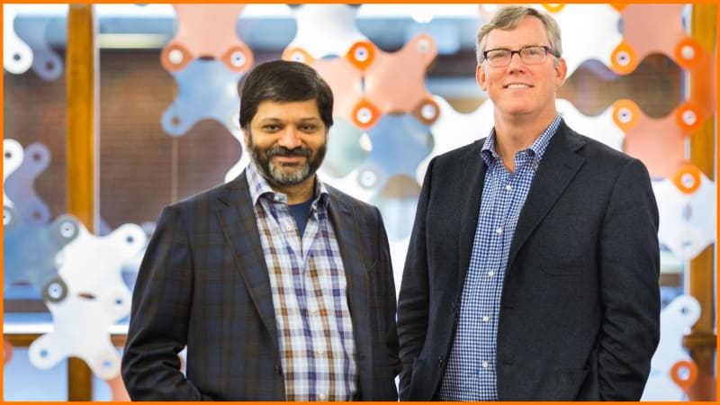Founders of HubSpot