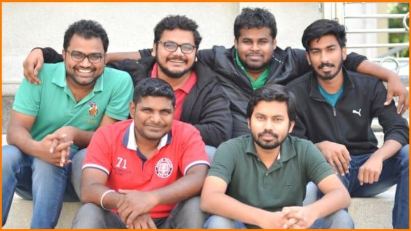 Founders of Ninjacart