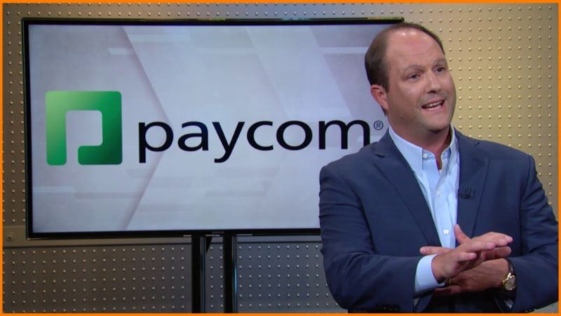 Founder of Paycom