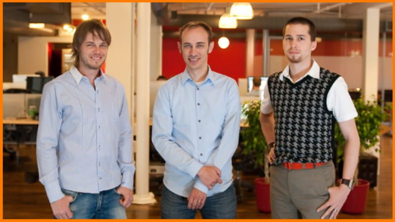 Founders of Shopify