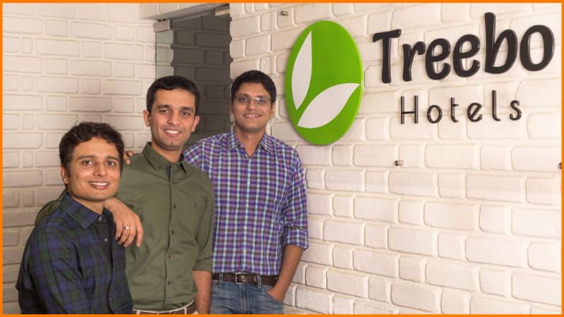 Founders of Treebo Hotels