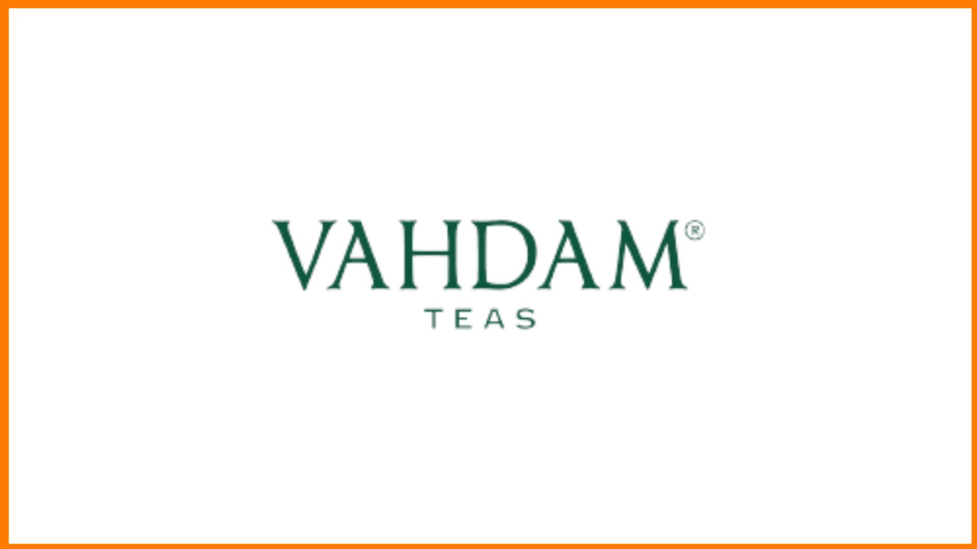 Vahdam Teas Logo