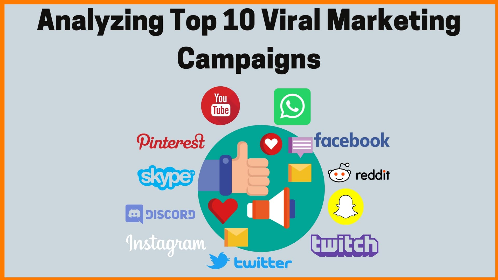 Analyzing the Top 10 Viral Marketing Campaigns