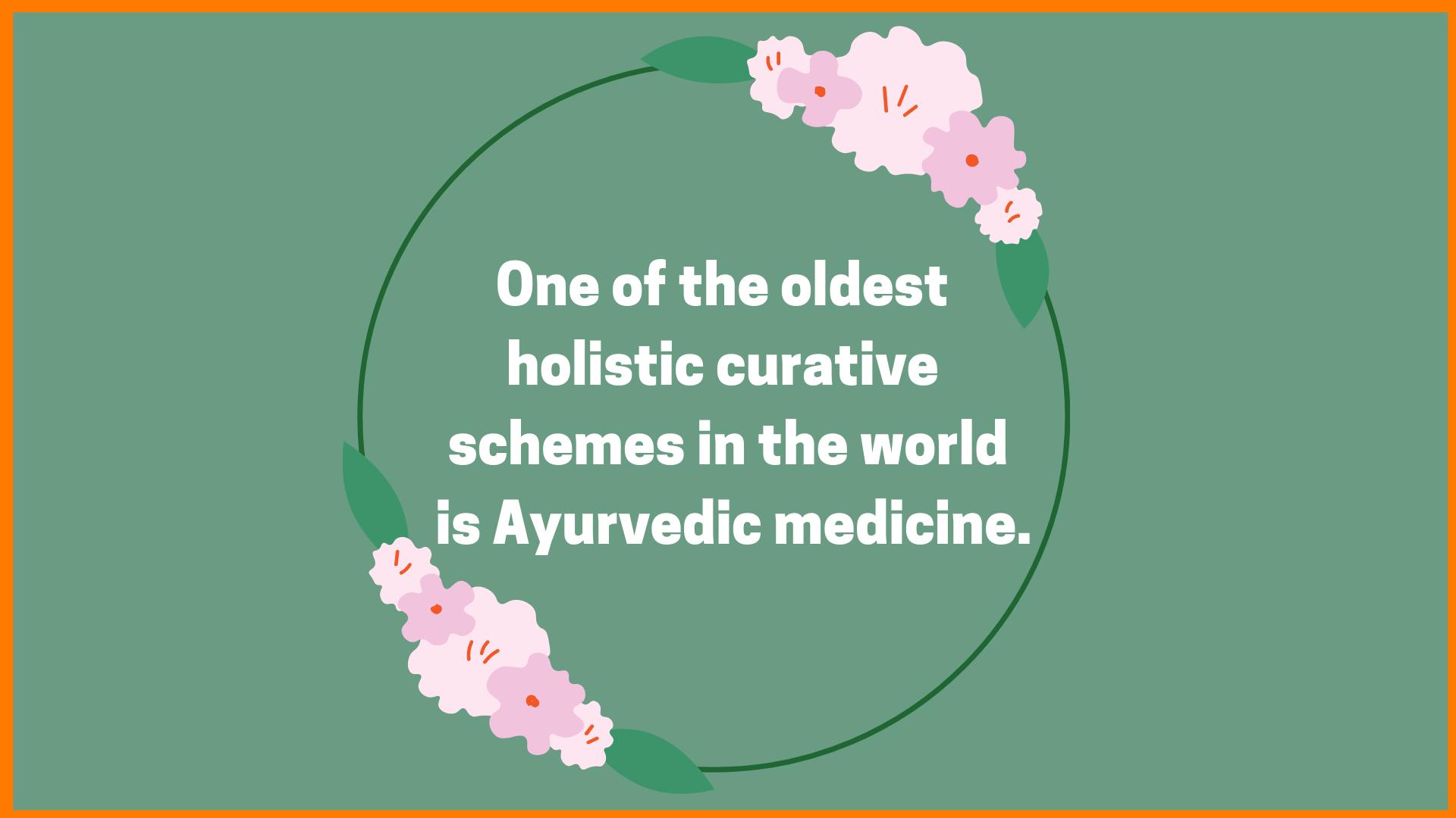 Importance Of Ayurvedic Medicine