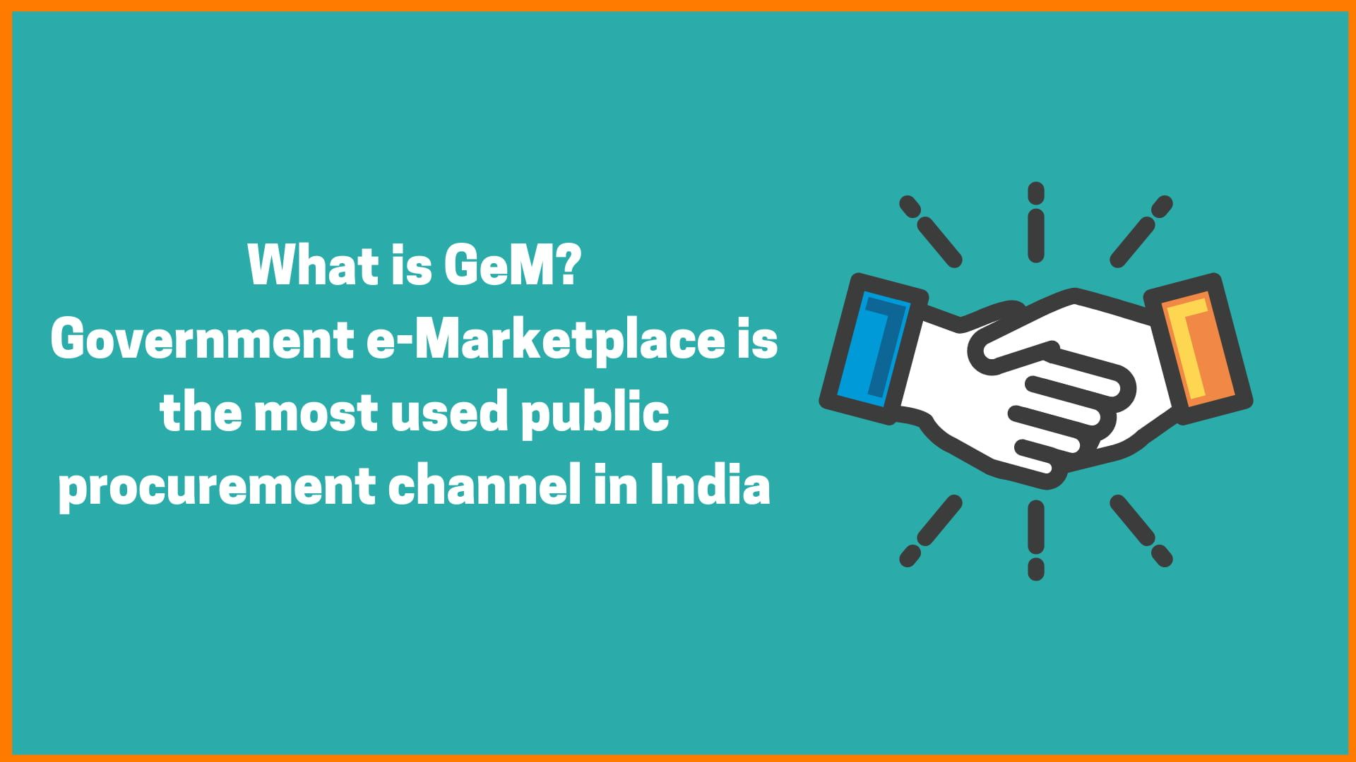 What is GeM?