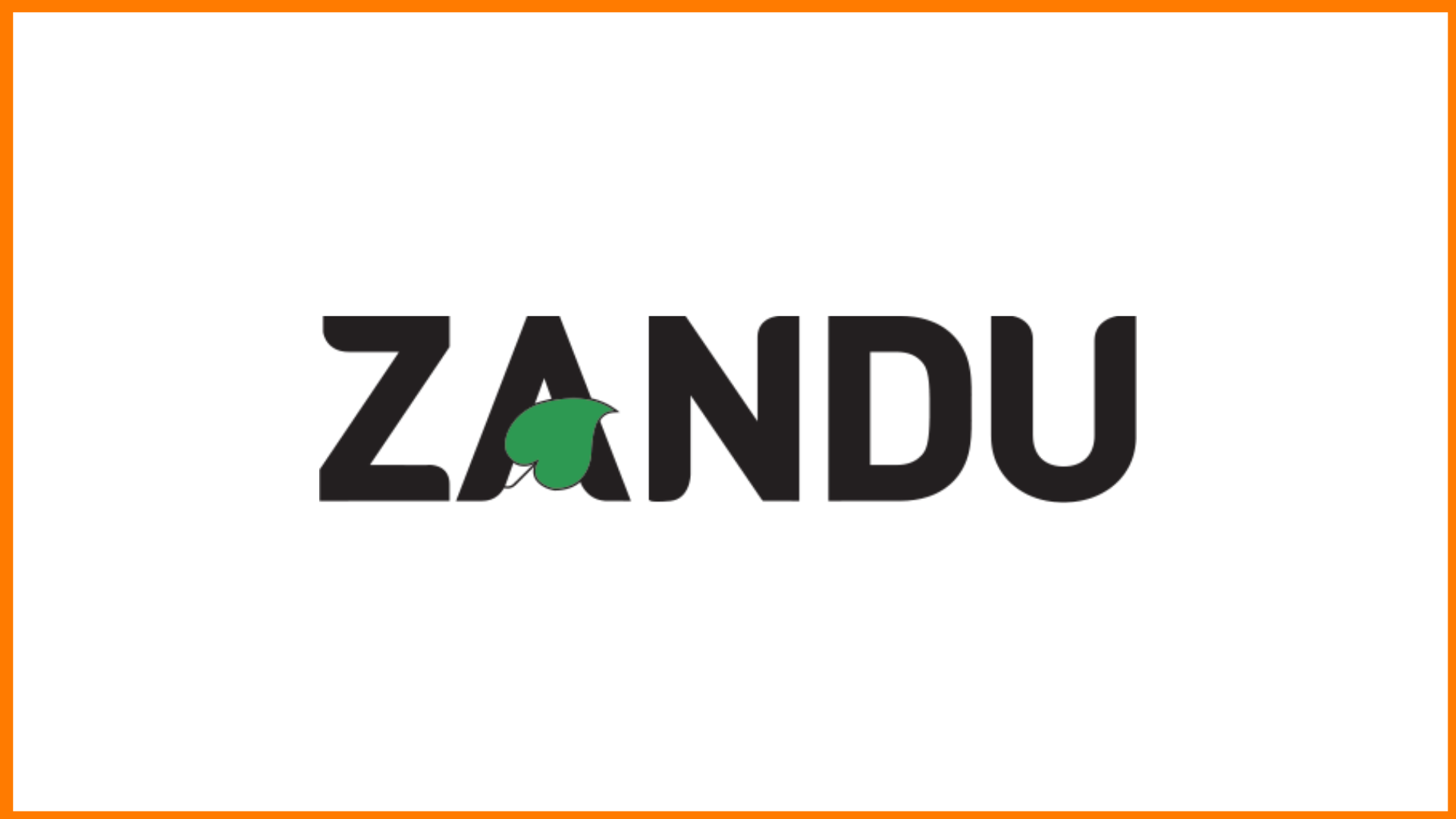 Zandu Ayurveda Logo