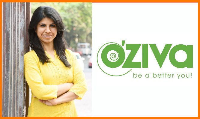 Aarti Gill, Co-founder of OZiva