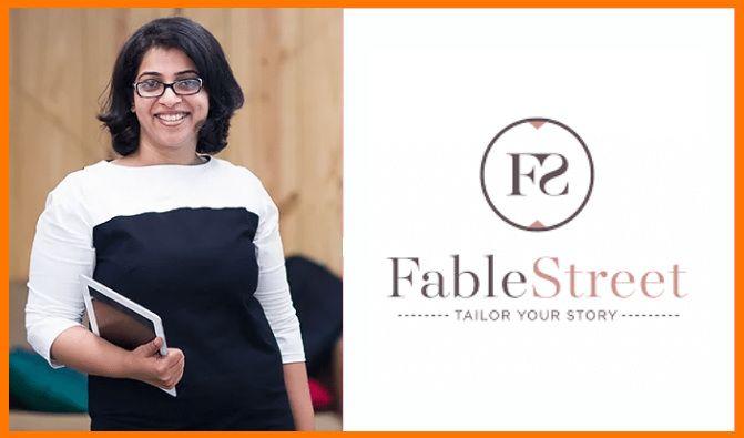 Ayushi Gudwani, Founder at Fablestreet
