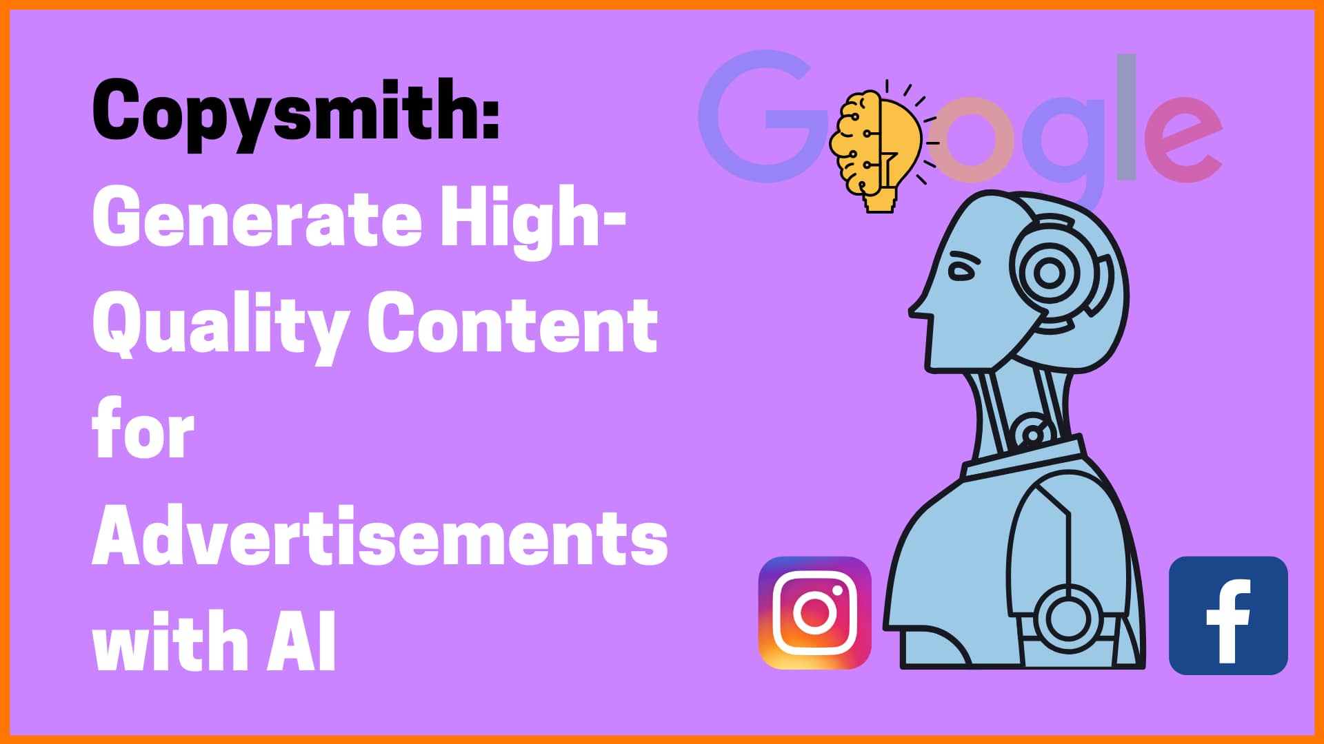 Copysmith: Create High-Quality Content with AI