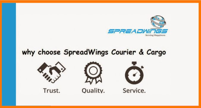 SpreadWings Courier franchise in India startuptalky