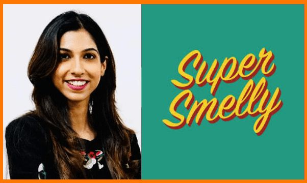 Dipali Mathur Dayal, CEO and Co-Founder at Super Smelly