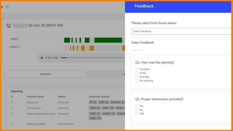 Enthu Conversational Analytics Platform