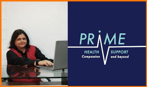 Geeta Kumana, Proprietor at Prime Health Support