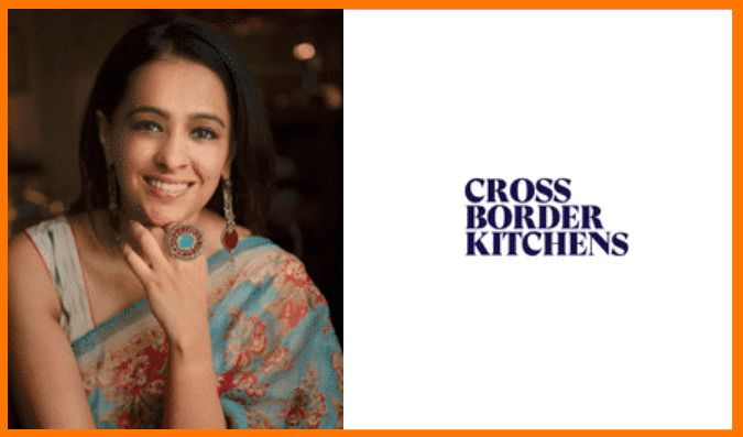 Ishita Yashvi, Co-founder at Cross Border Kitchens