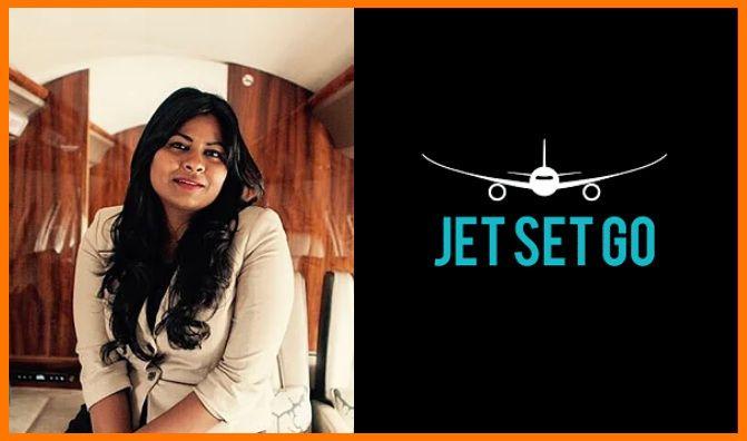 Kanika Trekriwal, Founder & CEO at JetSetGo Aviation