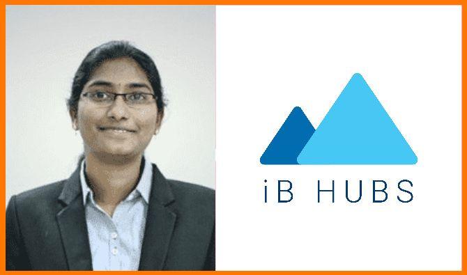 Kavya Dommeti, CEO at iB Hubs