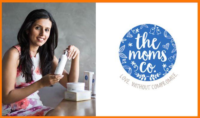 Malika Sadani, Founder & CEO at The Moms Co