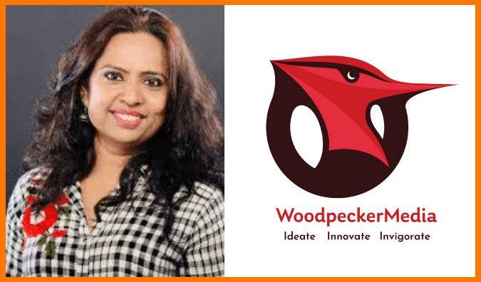 Moushumi Pal founder at Woodpecker Media