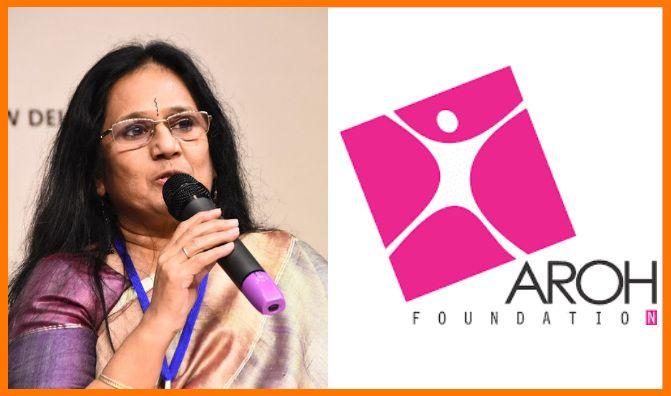 Neelam Gupta, Founder President & CEO at AROH Foundation