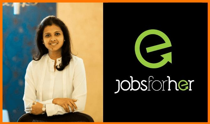 Neha Bagaria, Founder & CEO at JobsForHer