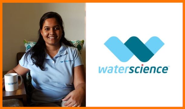 Pavithra Rao, Co-founder and VP at Growth and Revenue, WaterScience