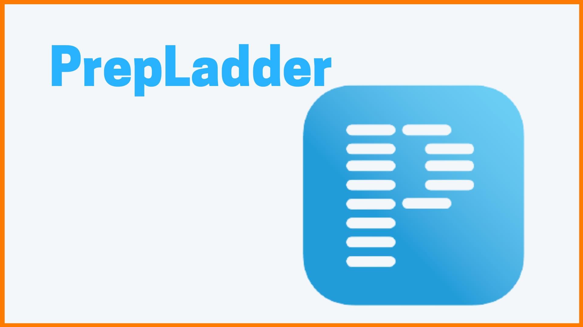 PrepLadder Logo