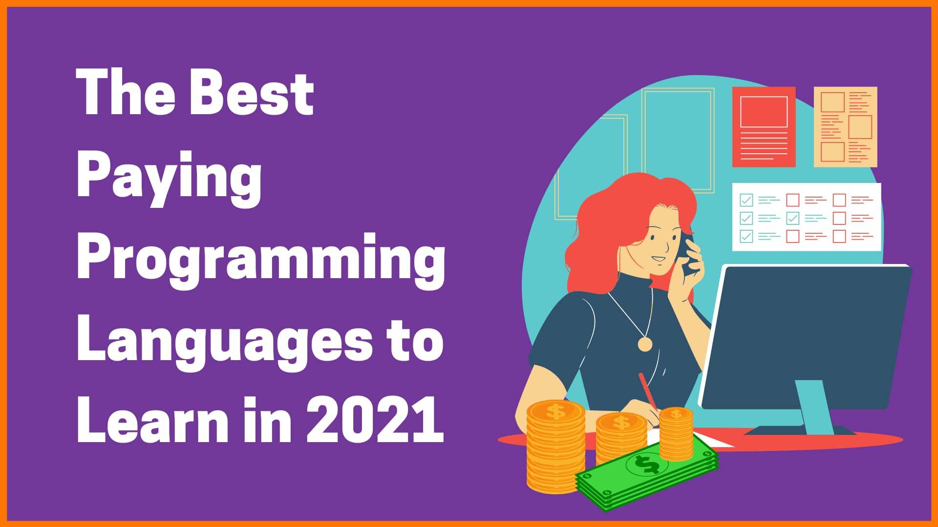 The Best High Paying Programming Languages to Learn in 2021