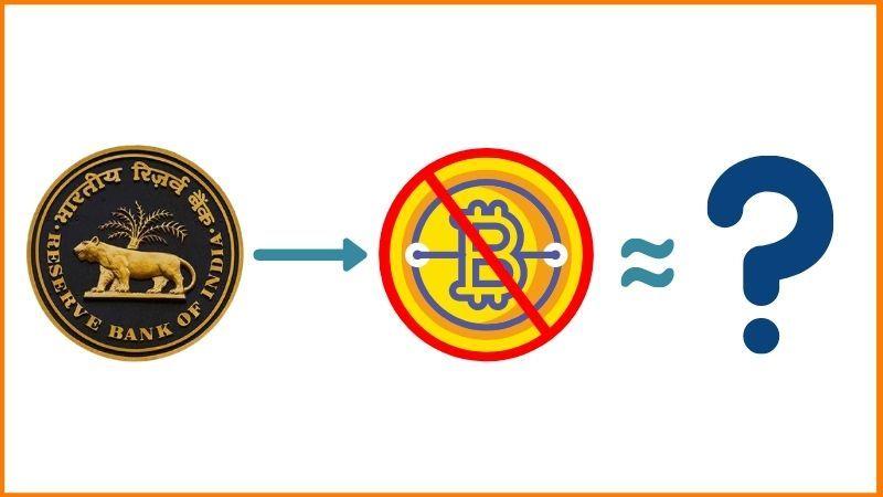 RBI Crypto Ban