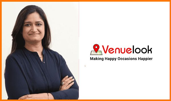 Ruchi Garg, CEO, Co-Founder at Venuelook