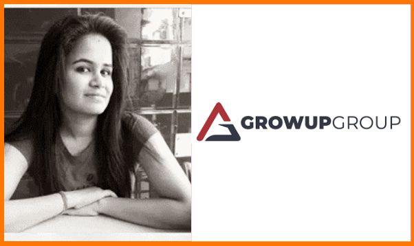 Saumya Kaushik, Founder at Growup Technologies